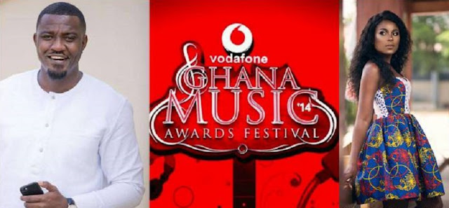 Berla Mundi and John Dumelo unveiled as hosts for 2018 VGMA