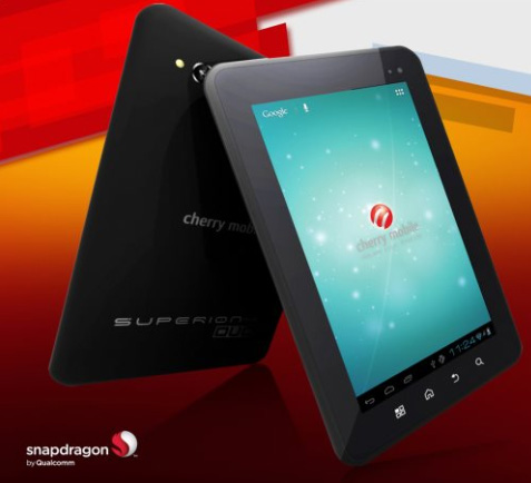 Cherry Mobile Superion Plus Duo 3G Tablet
