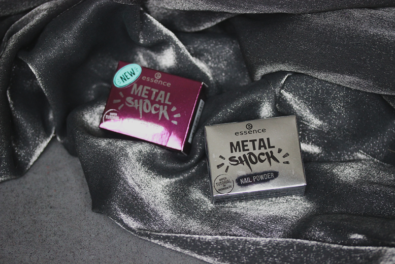 review essence metal shock nail powder