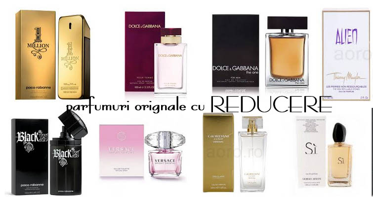 Parfumuri de femei originale online - REDUCERI 2017