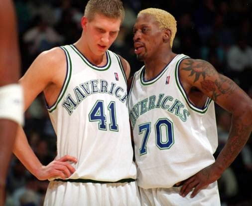 reputable site 71e26 efaa9 Virgil's Blog: Chicago Bulls x Dennis Rodman [1997-1998]