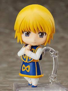 "Figuras: Imágenes y detalles del Nendoroid Kurapika de ""HUNTER x HUNTER"" - Good Smile Company"