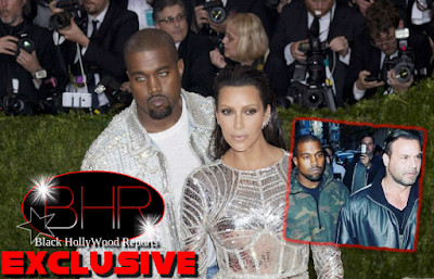 Kim K. And Kanye West Are Suing Former Security Guard For $30 Million