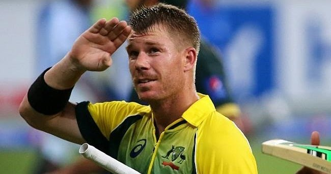 David Warner (cricketer) - Wikipedia