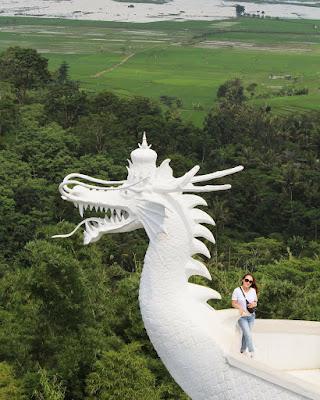 Spot Foto Naga Eling Bening