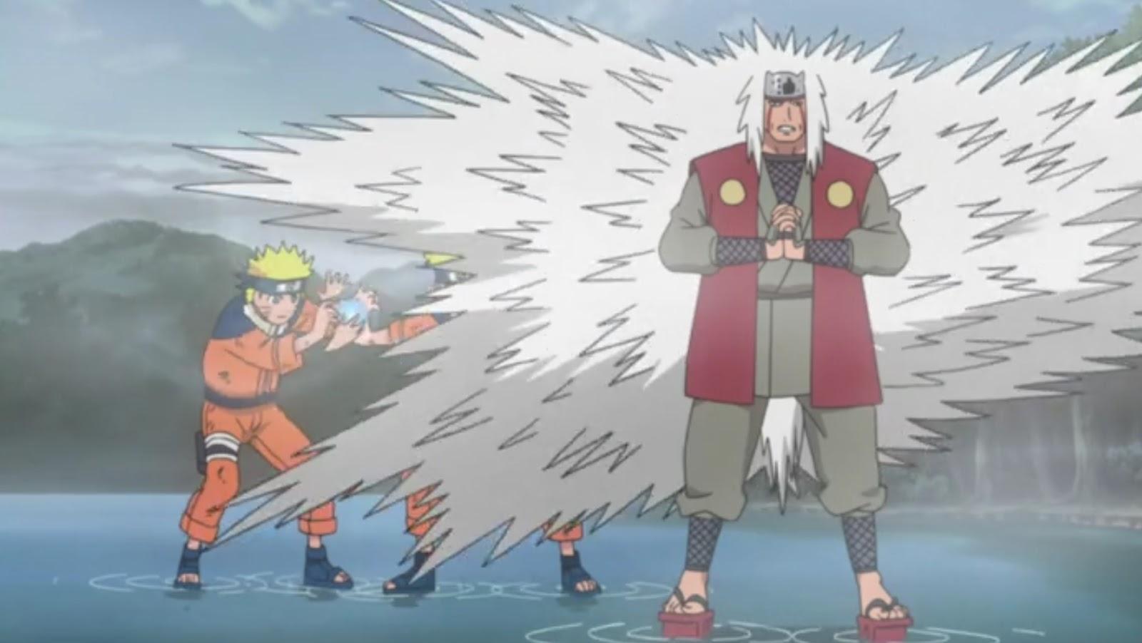 Naruto Shippuden: Episódio 188 – (Filler) Memórias de Mestre e Aluno Corajosos