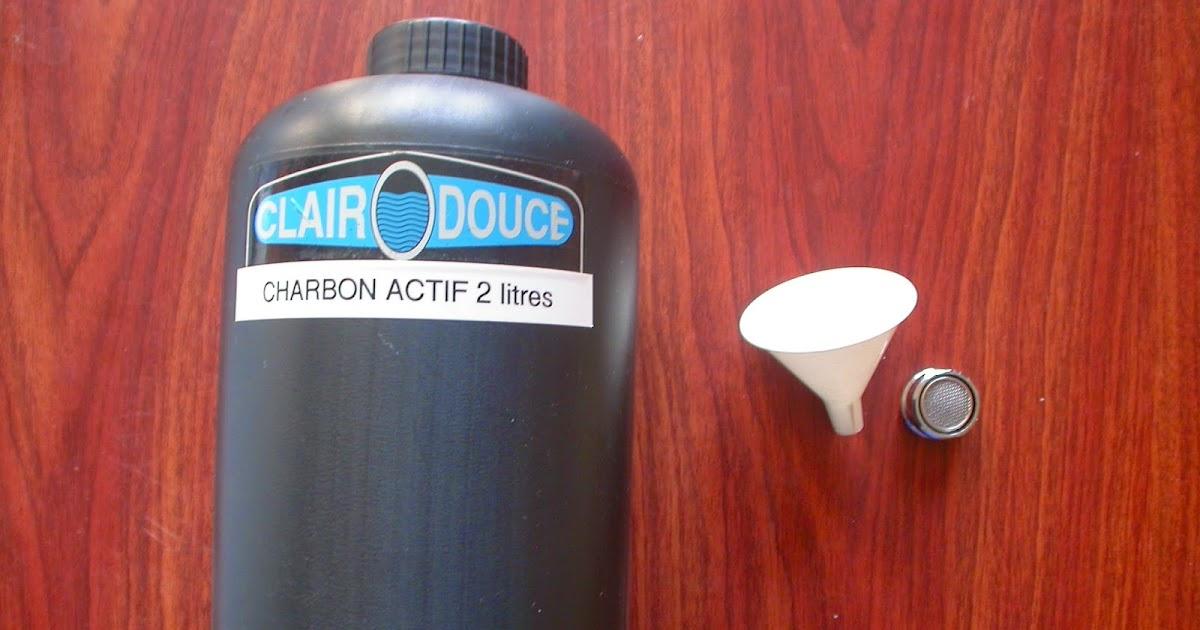 Filtre a eau par gravite comment remplir une bougie for Filtre a charbon actif maison