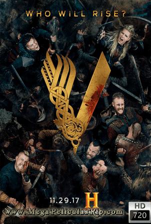 Vikingos Temporada 5 [720p] [Latino-Ingles] [MEGA]