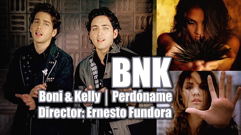 Boni & Kelly (BNK) - ¨Perdóname¨ - Videoclip - Director: Ernesto Fundora. Portal Del Vídeo Clip Cubano - 01