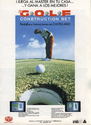 Golf Construcción Set