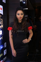 Meghana Gore looks super cute in Black Dress at IIFA Utsavam Awards press meet 27th March 2017 32.JPG