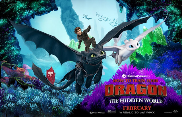 How To Train your Dragon The Hidden World 2019 Bluray BRrip Full HD