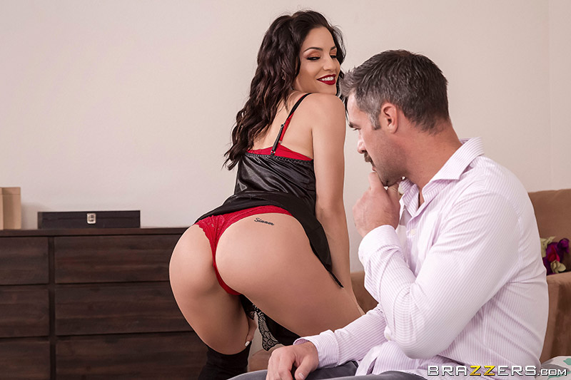 UNCENSORED Brazzers Exxtra – Kissa Sins Fuck Christmas Part 2, AV uncensored
