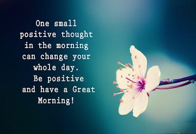 Morning Status