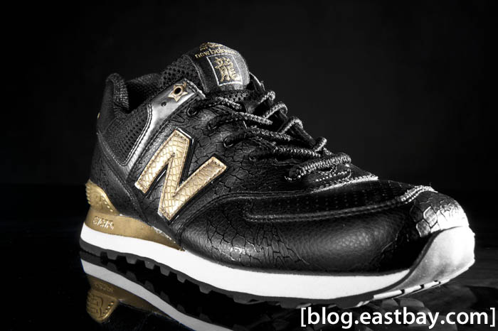 sneakers for cheap 5e5dd ea0d4 Lunar Soleciety: New Balance 574: Year of The Dragon