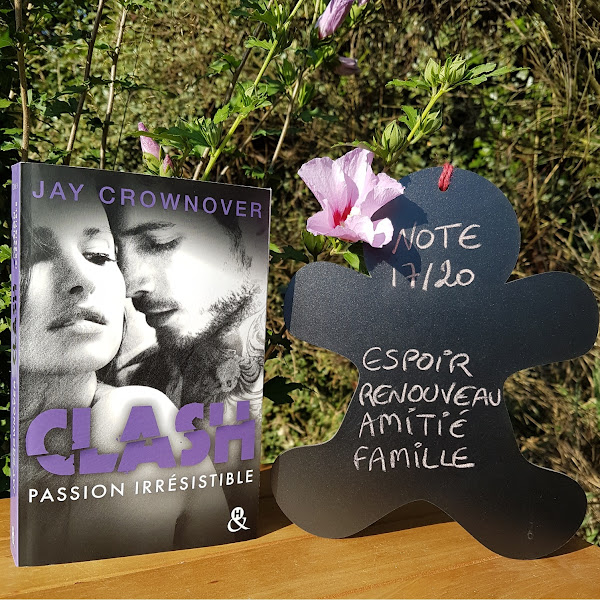 Clash, tome 4 : Passion irrésistible de Jay Crownover