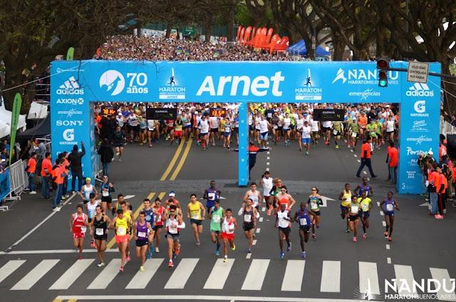 21k Media maratón de Buenos Aires (Argentina - 10/sep/2017)