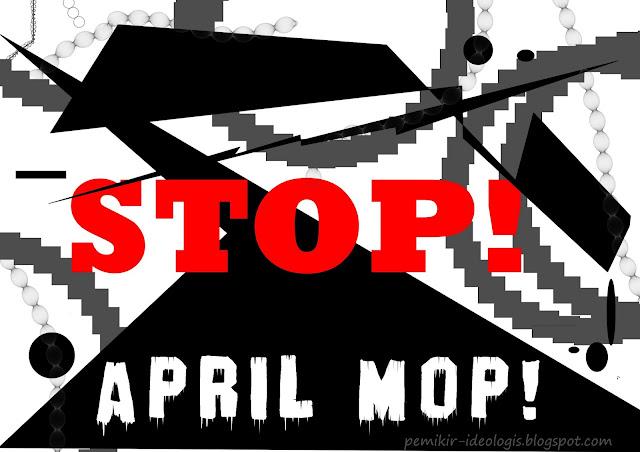 PBNU: April Mop Tak Layak Ditiru