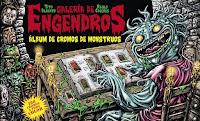Galería de Engendros Álbum de cromos de monstruos