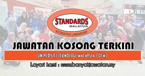 Jawatan Kosong 2019 di Jabatan Standard Malaysia (JSM