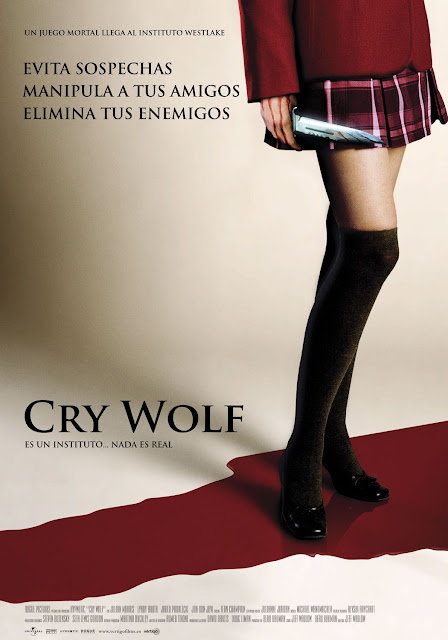 Cry Wolf (2005) DVDRip ταινιες online seires oipeirates greek subs