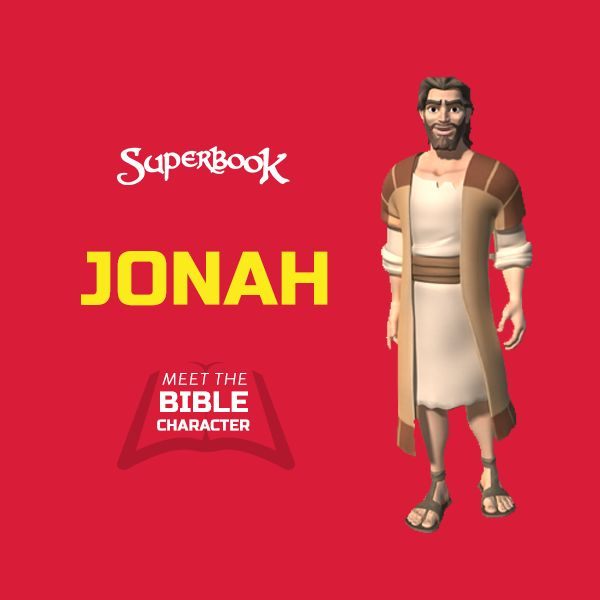 biblical character jonah Profile of the prophet jonah - old testament bible character the prophet jonah seems almost comical in his relationship with god, except for one thing: the souls of over 100,000 people were at stake.