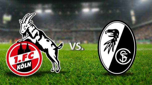 Freiburg vs FC Cologne Highlights