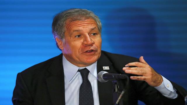 Almagro: Es imperativo que nos sensibilicemos para poner fin a la violencia en Venezuela