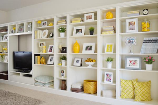 Ikea Hemnes Boekenkast Wit - ARCHIDEV