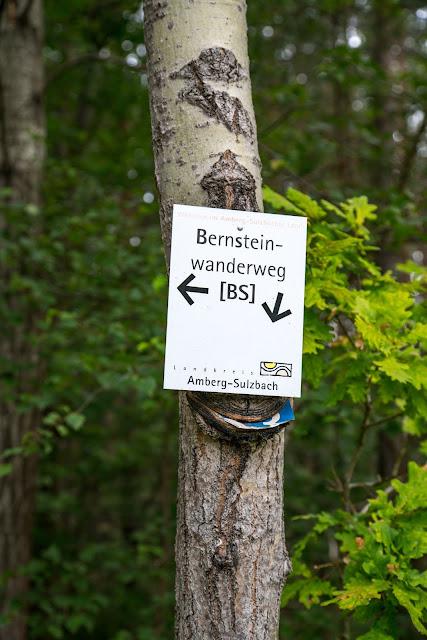 Bernsteinweg Schnaittenbach  Wandern im Amberg-Sulzbacher Land 07