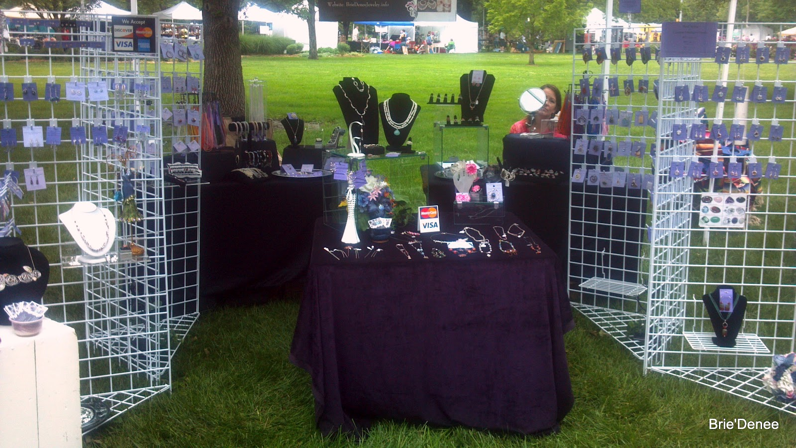 10x10 Craft Booth Display 10x10 Craft Show Tent Super Craft Ideas