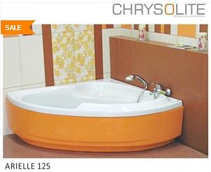 Harga Bathtub Berbagai Merek dan Model Terbaru 2017 - Arielle 125