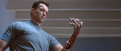 Terminator Salvation, Arnold Schwarzenegger