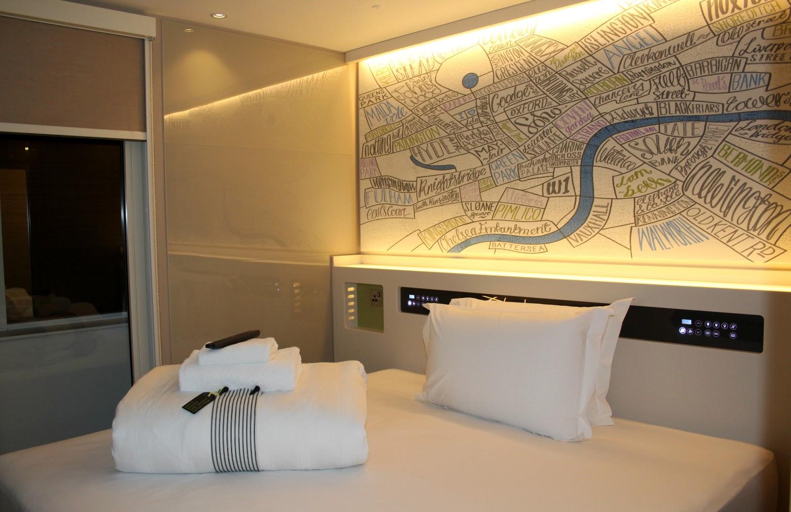 Hub Hotel by Premier Inn | Westminster, London | Brogan Tate