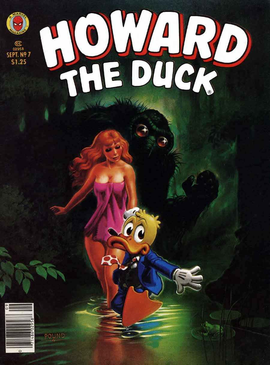 howard the duck - photo #23