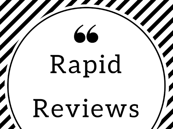 Rapid Reviews #1 - Non Fiction