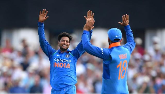 कुलदीप यादव , भारतीय स्पिन गेंदबाज