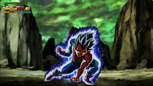 Dragon Ball Super episode 117 shonen jump preview, Vegeta ultra instinct ?