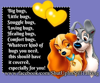 Big and Little Hugs Specially 4 U, Proud Supporter, Voice That Repeats - 3 Funny Quotes