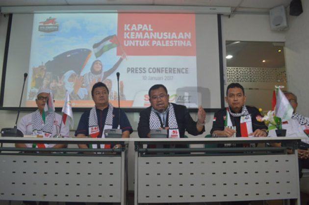 10 Ribu Ton Beras akan Dilayarkan dari Indonesia ke Palestina