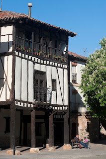 villa covarrubias-casa doña sancha