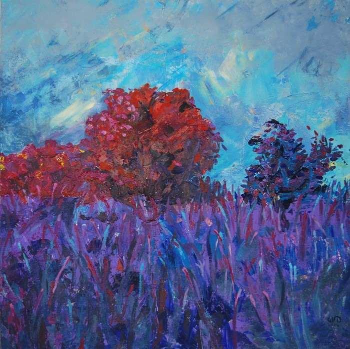 Цвет и композиция. Emilia Gasienica-Setlak