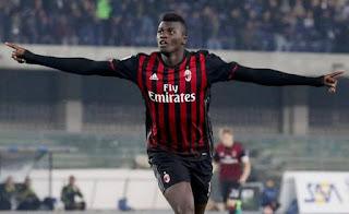 M'Baye Niang, Prediksi AC Milan vs Juventus, GW 9 Liga Italia Serie A 2016/2017