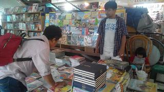 Pilah pilih buku murah