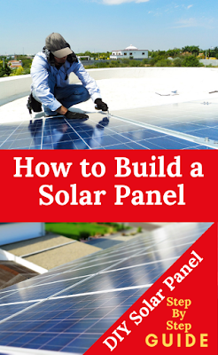 How to build a solar panel - DIY