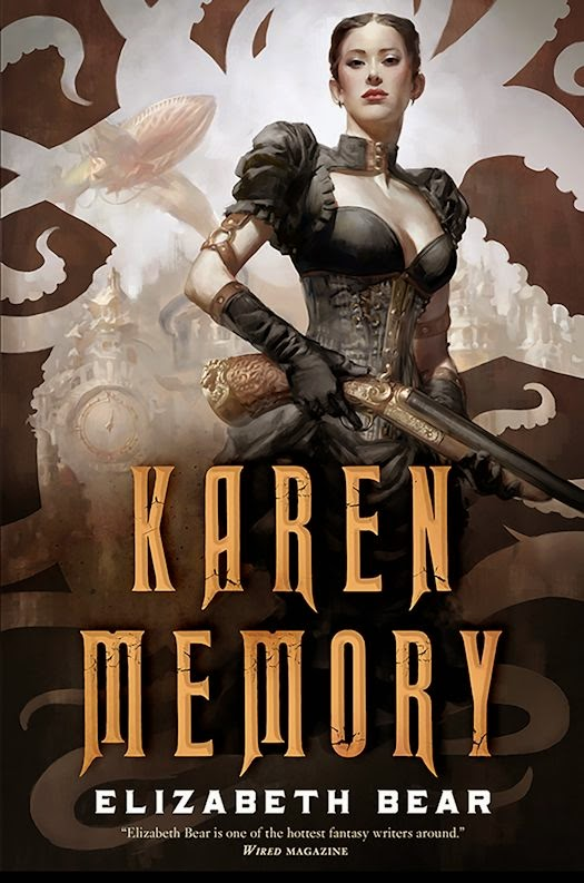 Review: Karen Memory by Elizabeth Bear