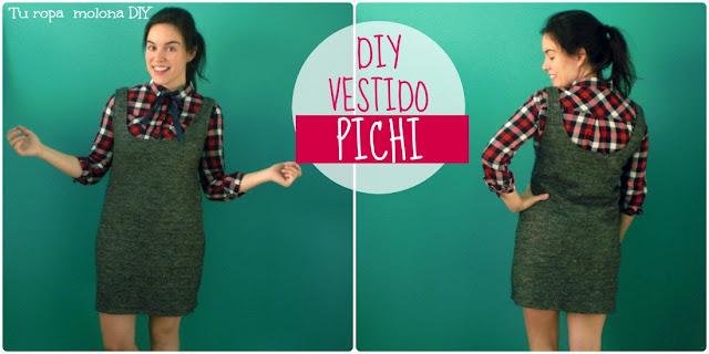 DIY vestido pichi