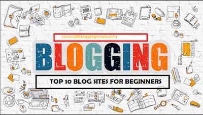 best blog sites for beginners