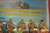 Pelaksanaan Musrenbang Kabupaten Kepulauan Selayar Sepi Wakil Rakyat