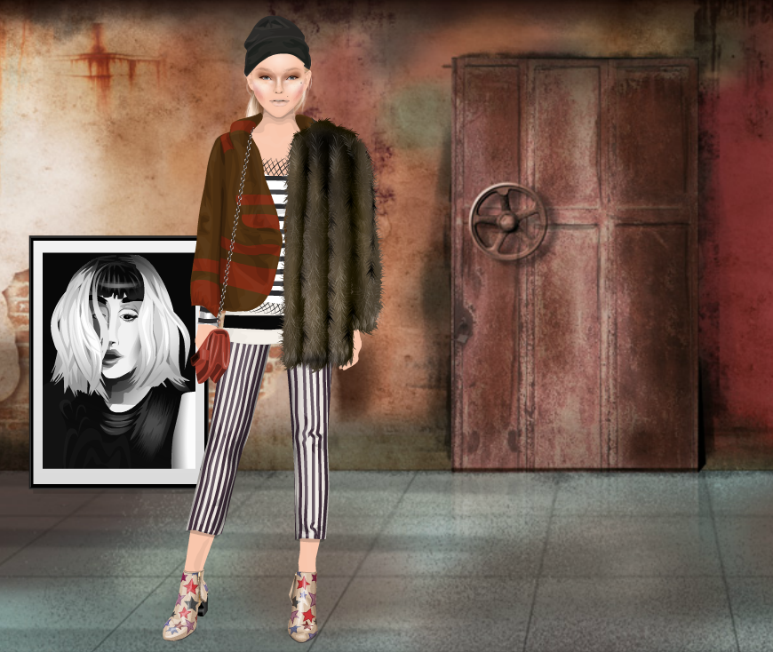 How To Make A Room Style Outfit On Stardoll